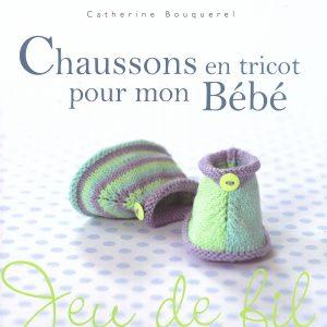 chaussons-au-tricot-pour-mon-bebe