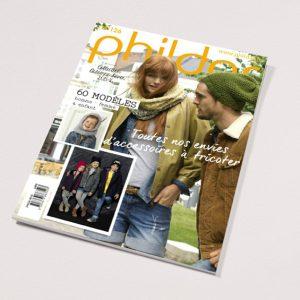 N° 126 PHILDAR accessoires année 2015