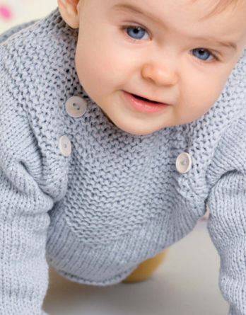 Pull raglan Phil Madrague Layette
