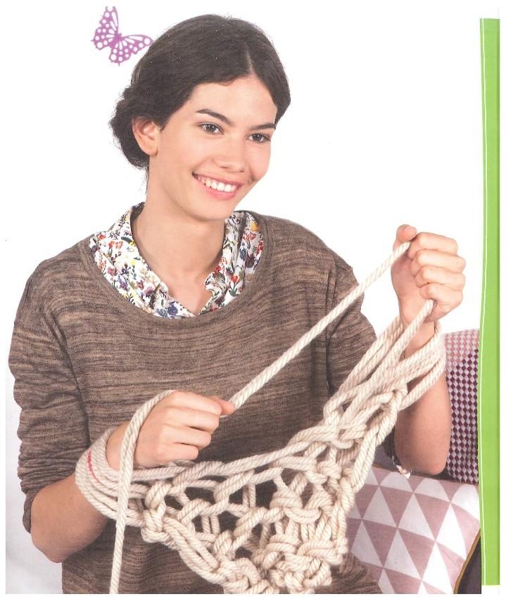 marie claire mille et une facons de tricoter n 850 page 0026 aux doigts de f e. Black Bedroom Furniture Sets. Home Design Ideas