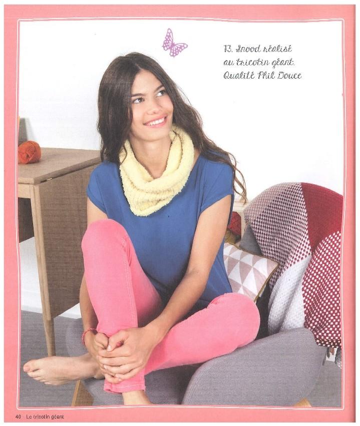 marie claire mille et une facons de tricoter n 850 page 0040 aux doigts de fee. Black Bedroom Furniture Sets. Home Design Ideas