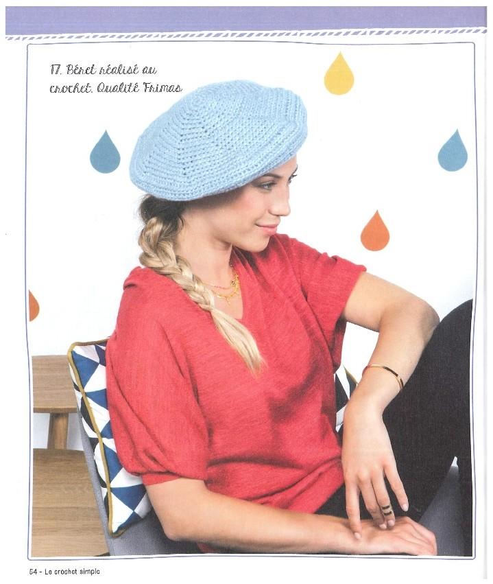 marie claire mille et une facons de tricoter n 850 page 0054 aux doigts de f e. Black Bedroom Furniture Sets. Home Design Ideas