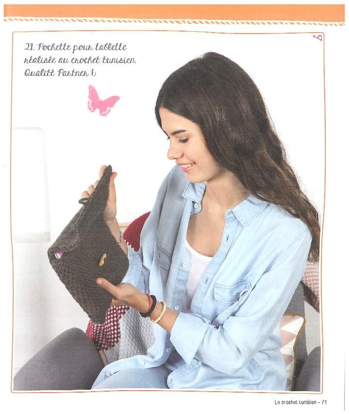 marie claire mille et une facons de tricoter n 850 page 0071 aux doigts de f e. Black Bedroom Furniture Sets. Home Design Ideas