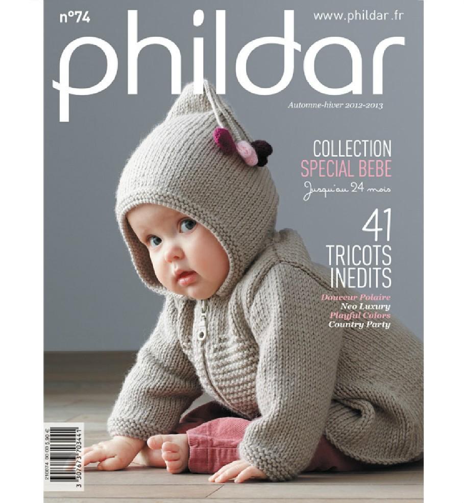 magazine phildar gratuit