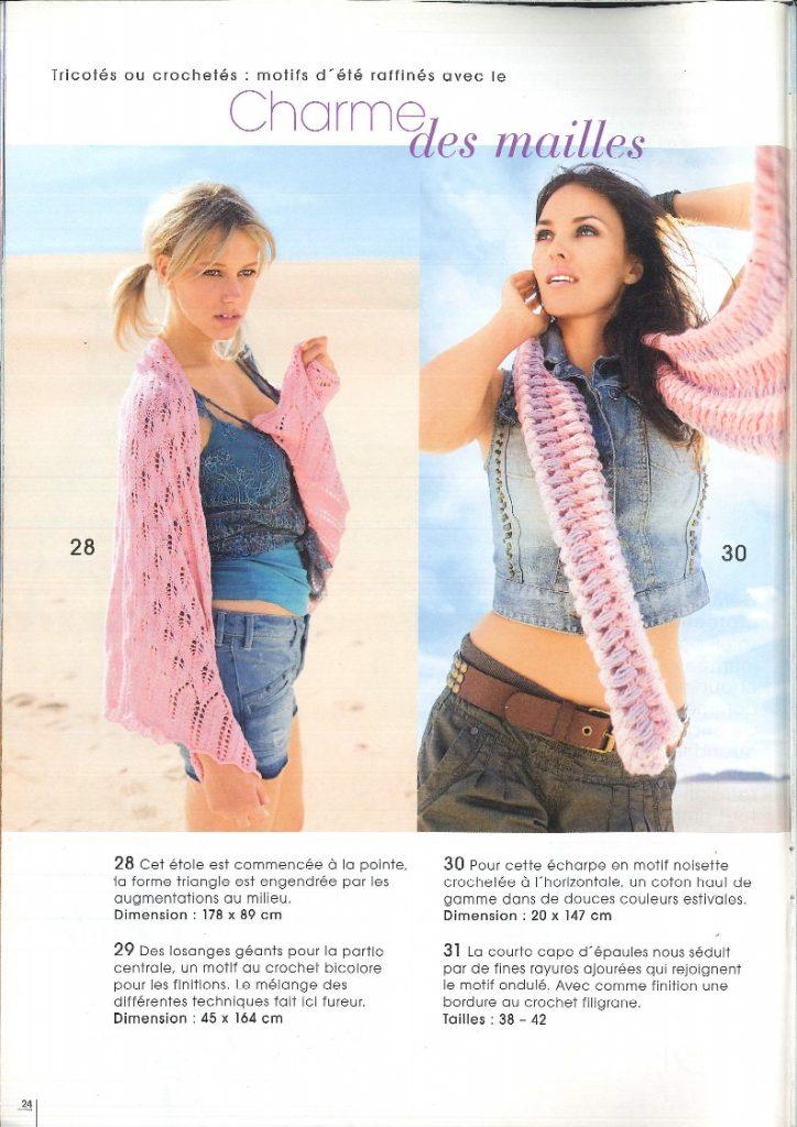 tricoter c'est tendance n°29