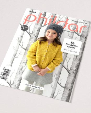 Mini-catalogue n°674 Modèles enfants